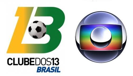 Diretores da Globo e do Clube dos 13 conversam sobre renovação dos direitos do Brasileirão